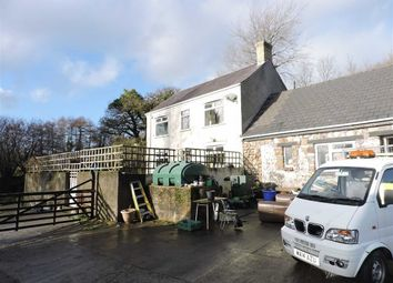 Thumbnail 3 bed farm for sale in Caerbryn, Ammanford