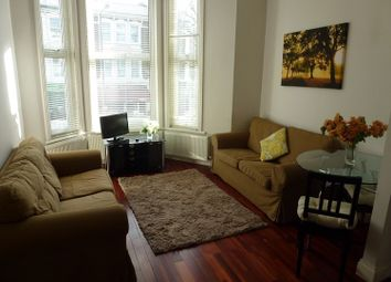 Thumbnail 2 bed flat to rent in Shepherds Bush Road, Brook Green