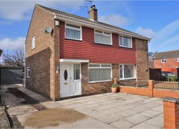 Thumbnail 3 bed semi-detached house to rent in Hathaway Drive, Leeds