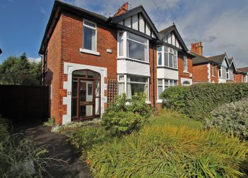 Thumbnail 3 bed semi-detached house for sale in Costock Avenue, Sherwood, Nottingham