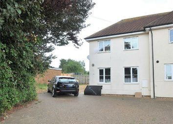 Thumbnail 3 bed end terrace house for sale in Jubilee Avenue, Warboys, Huntingdon, Cambridgeshire