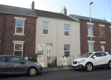 Thumbnail 4 bed terraced house for sale in Park Road, Blyth