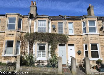 Thumbnail 3 bed terraced house for sale in Melrose Terrace, Fairfield Park, Bath
