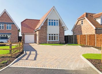 Thumbnail 3 bed detached house for sale in Tolleshunt D'arcy, Tollesbury Road, Maldon