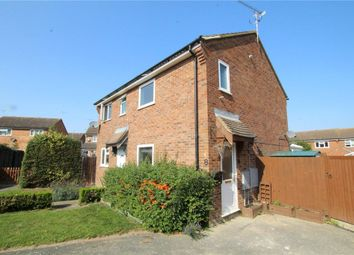 Thumbnail 2 bed semi-detached house for sale in Blake Road, Stowmarket, Suffolk