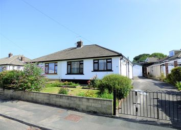 Thumbnail 2 bed semi-detached bungalow for sale in Aireville Drive, Silsden, Keighley