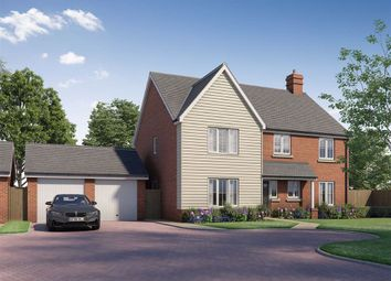 Thumbnail 4 bed detached house for sale in The Clarence, Hempstead, Kent