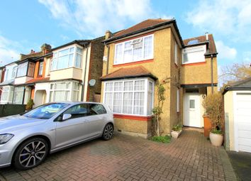 Thumbnail 4 bed detached house for sale in Longfield Avenue, Wallington