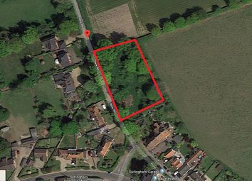 Thumbnail Land for sale in New Road, Surlingham, Norwich