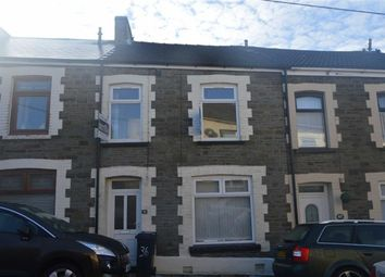 Thumbnail 3 bed terraced house for sale in Station Terrace, Dowlais, Merthyr Tydfil