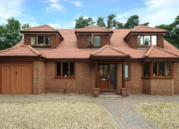 Thumbnail 4 bed detached house for sale in New Wokingham Road, Crowthorne, Berkshire