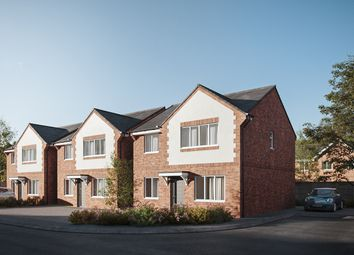 Thumbnail 4 bed detached house for sale in John Street North, Off Garratt Street, West Bromwich
