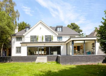 Thumbnail 6 bed detached house for sale in Coombe Lane West, Kingston Upon Thames
