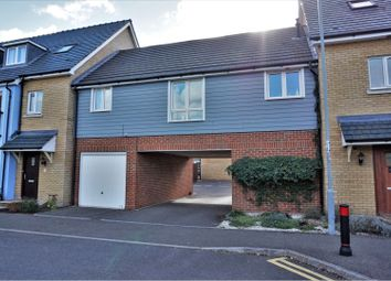 Thumbnail 2 bed property for sale in Saturn Road, Ipswich
