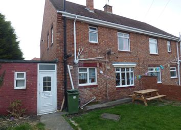 Thumbnail 3 bed semi-detached house for sale in Coverdale Avenue, Washington