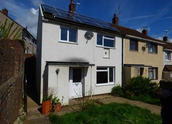 Thumbnail 3 bed end terrace house for sale in Somerset Way, Bulwark, Chepstow