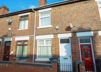 2 bed terraced house to rent in Corporation Street, Stoke, Stoke-On-Trent ST4