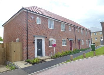 Thumbnail 3 bed town house to rent in Vanguard Chase, Norwich