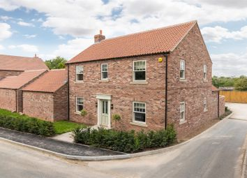 Thumbnail 4 bed property for sale in Woldgate Pastures, East Street, Kilham, Driffield