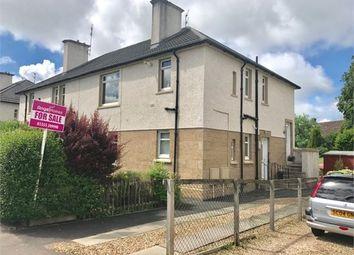 Thumbnail 2 bedroom flat for sale in Kirkton Park, The Village, East Kilbride