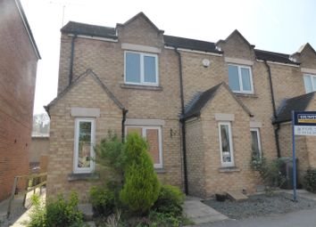 Thumbnail 2 bed town house to rent in Waterside View, Conisbrough, Doncaster