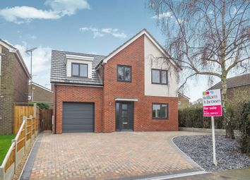 Thumbnail 4 bedroom detached house for sale in Long Meadows, Dovercourt, Harwich