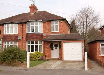 Thumbnail 3 bed semi-detached house to rent in Chiltern Crescent, Earley, Reading