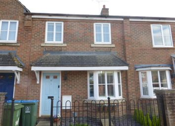 Thumbnail 3 bed terraced house for sale in Woodmans Croft, Aylesbury