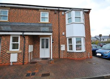 Thumbnail 2 bed flat for sale in Victoria Court, Framwellgate Moor, Durham