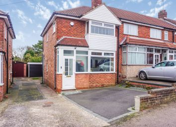 Thumbnail 3 bed end terrace house for sale in Wootton Road, Birmingham
