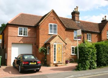 Thumbnail 4 bed semi-detached house to rent in Fernbank Road, Ascot, Berkshire
