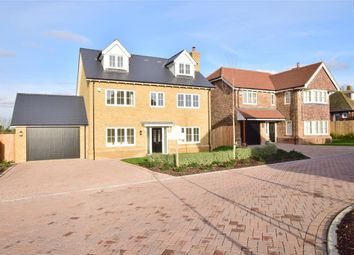 Thumbnail 5 bed detached house for sale in Hubbards Lane, Roy Hood Court, Boughton Monchelsea, Maidstone, Kent