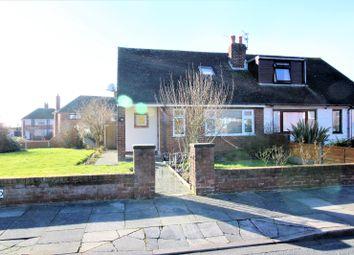 Thumbnail 3 bed bungalow for sale in Brompton Road, Poulton-Le-Fylde