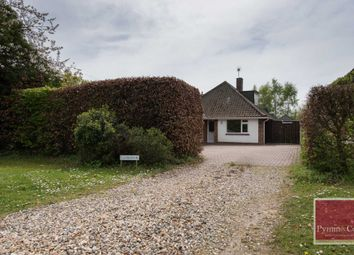 Thumbnail 3 bed detached bungalow for sale in Townhouse Road, Old Costessey, Norwich
