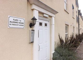 Thumbnail 2 bed flat to rent in Truscott Avenue, Swindon