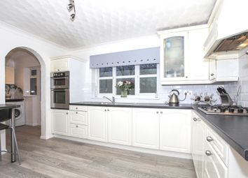 Thumbnail 4 bedroom detached house for sale in Livermore Green, Werrington, Peterborough