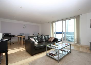 Thumbnail 2 bed flat to rent in Newton Place, Docklands