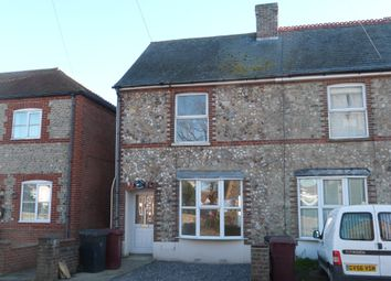 Thumbnail 3 bed end terrace house for sale in High Street, Selsey, Chichester