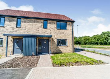Thumbnail 3 bed semi-detached house for sale in Larkfield, Great Abington, Cambridgeshire