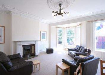Thumbnail 4 bed flat to rent in Grosvenor Place, Jesmond, Newcastle Upon Tyne