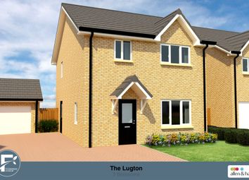 Thumbnail 3 bed detached house for sale in Irvine Road, Eglinton Meadows, Kilwinning