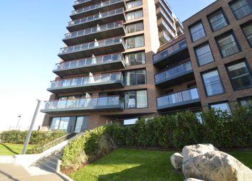 Thumbnail 1 bed flat for sale in Dule Of Wellington Avenue, Royal Arsenal Riverside