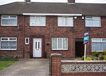 Thumbnail 3 bed terraced house to rent in Crowland Avenue, Grimsby