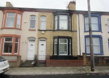Thumbnail 4 bed terraced house for sale in March Road, Liverpool