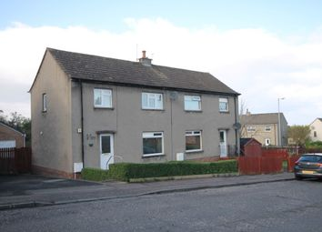 Thumbnail 2 bed semi-detached house to rent in Clarendon Place, Ayr