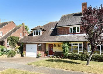 Thumbnail 3 bed semi-detached house for sale in Barton Stacey, Winchester, Hampshire