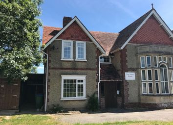 Thumbnail 3 bed semi-detached house to rent in Gosport Road, Stubbington, Fareham
