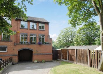 Thumbnail 4 bed semi-detached house to rent in Tennis Mews, The Park, Nottingham