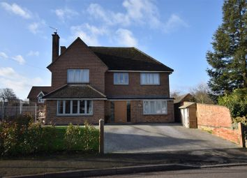 Thumbnail 5 bed detached house for sale in Anchor Lane, Hathern, Loughborough