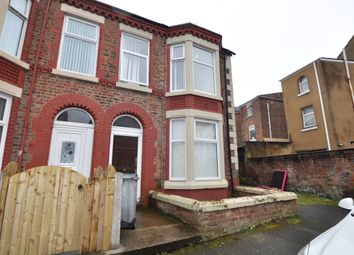 Thumbnail 2 bed flat to rent in Seafield Road, New Ferry, Wirral